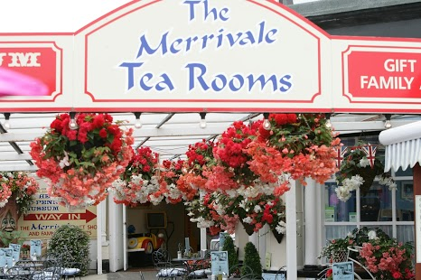 A photo of Merrivale Tea Rooms
