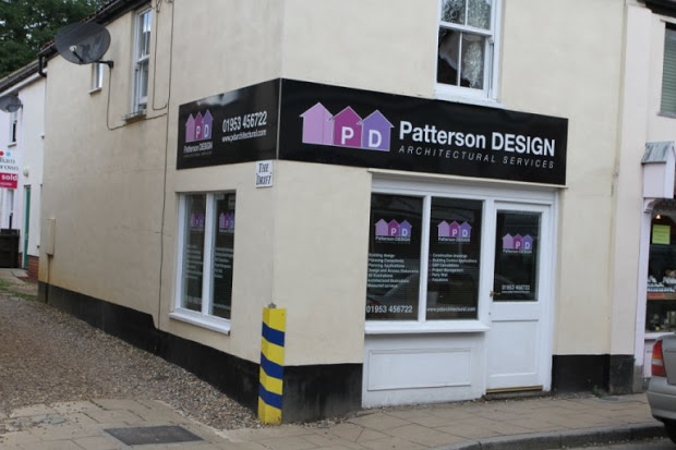 A photo of Patterson Design Architectural.